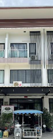 อาคารพาณิชย์หลุดจำนอง ธ.ธนาคารอาคารสงเคราะห์ บางนอน เมืองระนอง ระนอง
